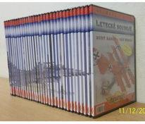 Kolekce - Letecké souboje - Stíhači v boji 31 DVD ( nekompletní, chybí díl č. 26 )