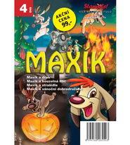 Kolekce Maxík - DVD