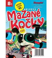 Kolekce Mazané kočky - Kolekce 8 DVD - akční nabídka