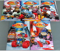 Kolekce Meteor Monster Trucks - DVD