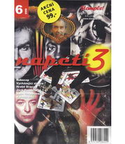Kolekce Napětí 3 - DVD
