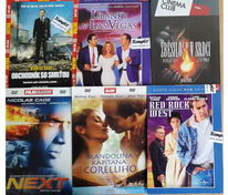 Kolekce Nicolas Cage - DVD