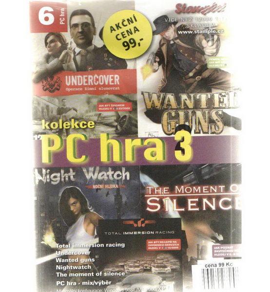Kolekce PC hra 3