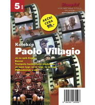 Kolekce Paolo Villagio - DVD