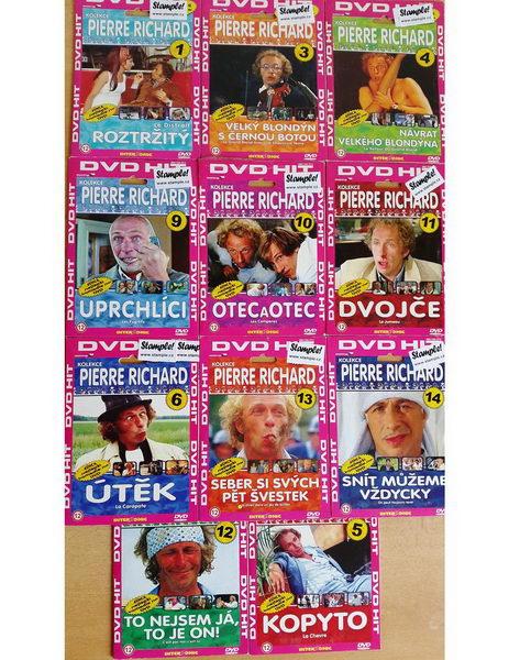 Kolekce Pierre Richard - DVD