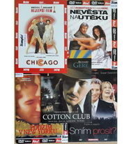 Kolekce Richard Gere - DVD