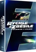 Kolekce Rychle a zběsile 1-7 - DVD