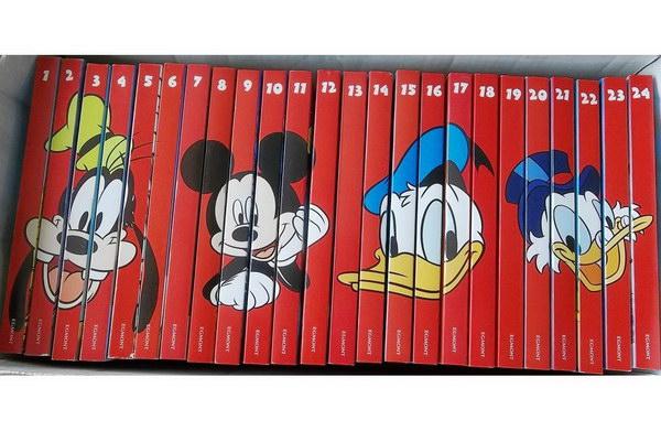 Kolekce SUPER komiks Disney 24 dílů - Kačeří příběhy