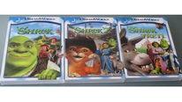 Kolekce Shrek - 3 DVD