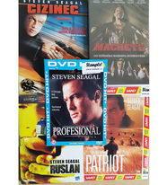 Kolekce Steven Seagal - DVD