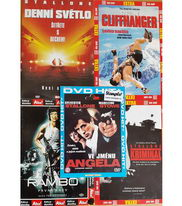 Kolekce Sylvester Stallone - 5 DVD