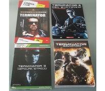 Kolekce Terminator - DVD