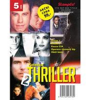 Kolekce Thriller 2. - 5 DVD