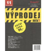 Kolekce Výprodej mix 1 - DVD