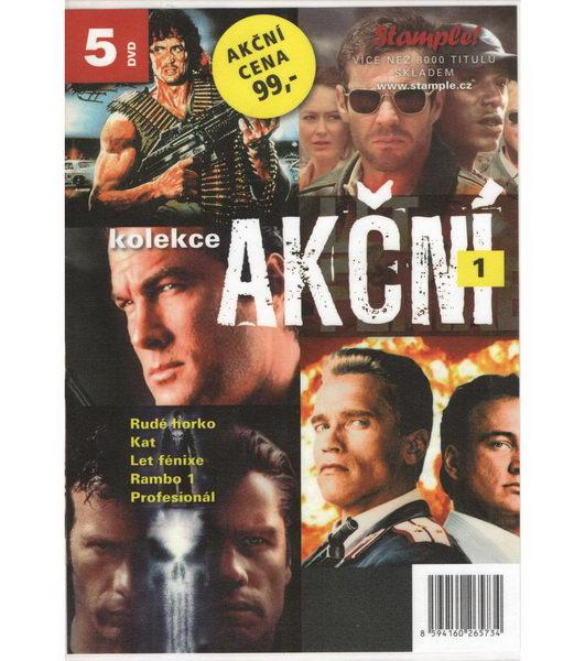 Kolekce akční 1 - DVD