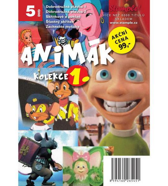 Kolekce animák 1 - DVD