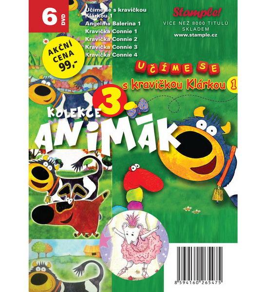 Kolekce animák 3. - DVD