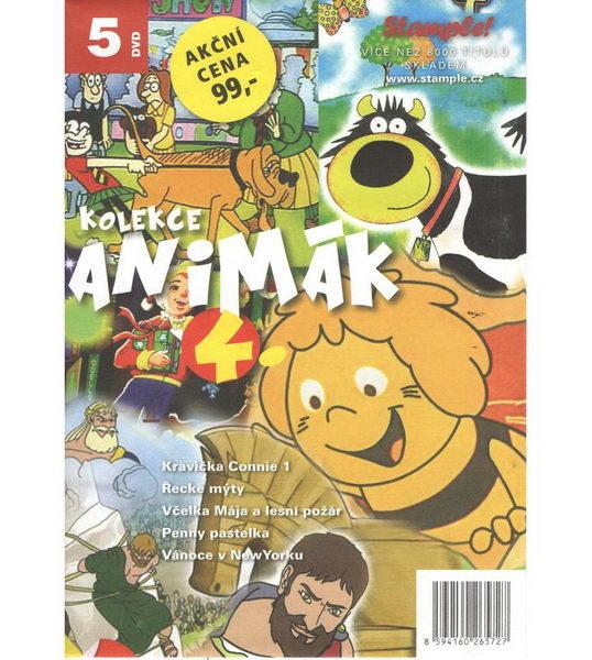 Kolekce animák 4. - DVD