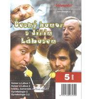 Kolekce český humor s Jiřím Lábusem - DVD