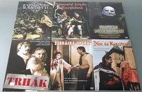 Kolekce českých hudebních filmů - DVD