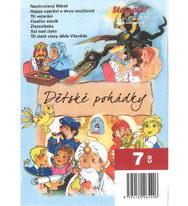 Kolekce dětské pohádky 7CD