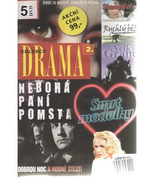 Kolekce drama 2. - DVD