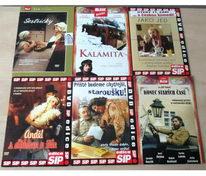 Kolekce filmů natočených 1981 - 1989 - DVD