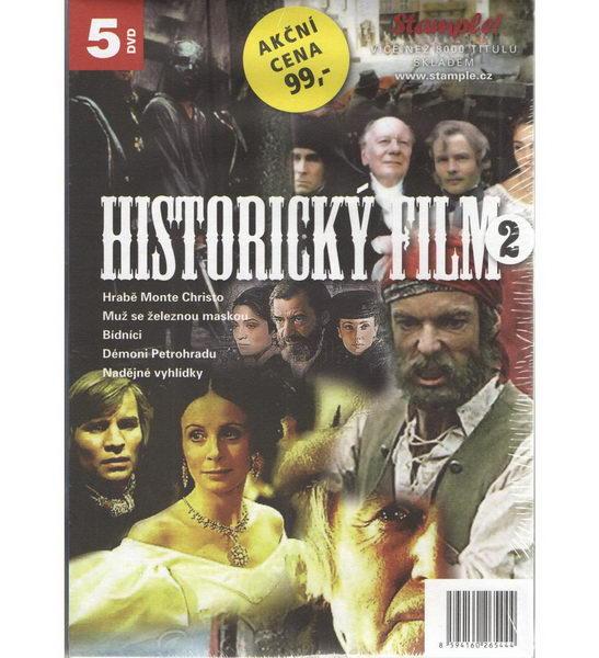 Kolekce historický film 2 - DVD