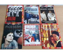 Kolekce hořkých chvil - DVD