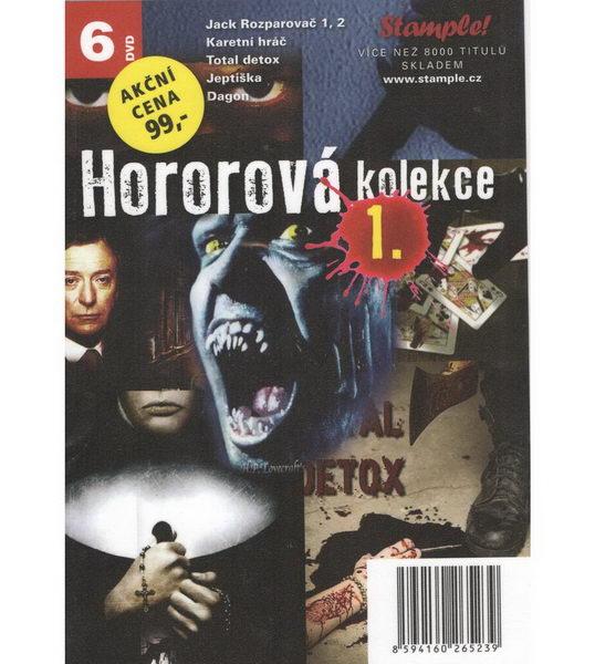 Kolekce hororová 1 - DVD