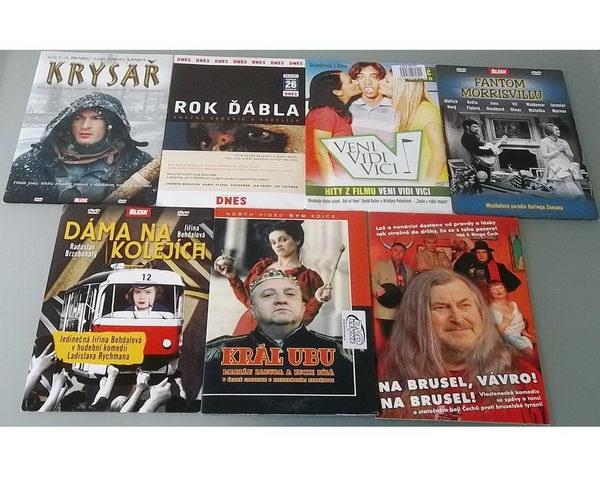 Kolekce hudební - DVD
