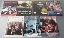 Kolekce hvězdy českého filmu - DVD