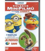 Kolekce minifilmů - DVD