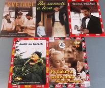 Kolekce nejlepší české komedie - DVD