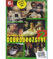 Kolekce plná dobrodružství 2 - DVD