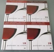 Kolekce putování za vínem - DVD