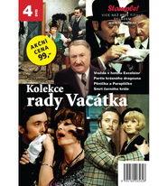 Kolekce rada Vacátko - DVD