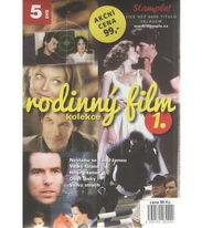 Kolekce rodinný film 1. - DVD