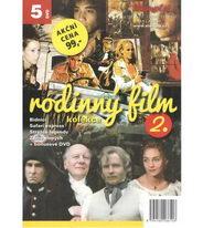 Kolekce rodinný film 2. - DVD