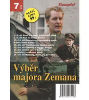 Kolekce výběr Majora Zemana - DVD