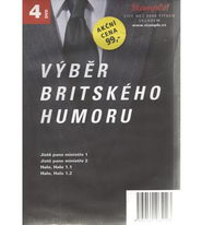 Kolekce výběr britského humoru - DVD