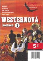 Kolekce westernová 1 - DVD
