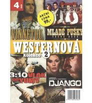 Kolekce westernová 2 - DVD