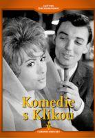 Komedie s Klikou - DVD
