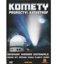 Komety: Proroctví katastrof - DVD