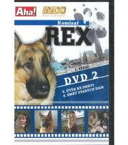 Komisař Rex 1. série DVD 2