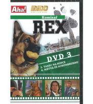 Komisař Rex 1. série DVD 3 - dárková obálka