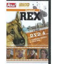 Komisař Rex 1. série DVD 4 - dárková obálka