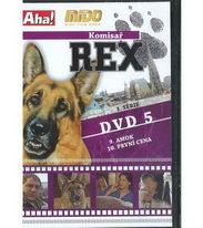 Komisař Rex 1. série DVD 5 - dárková obálka