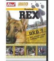 Komisař Rex 1. série DVD 7 - dárková obálka